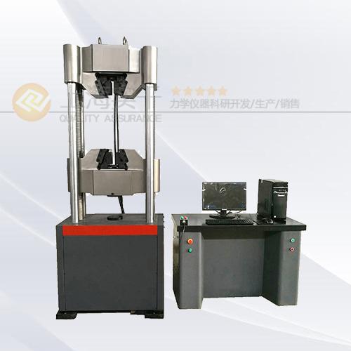 数显电液式液压万能试验机