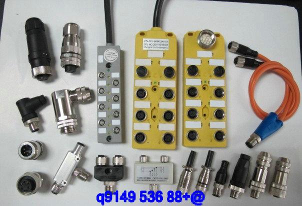 M12传感器/执行器分线器