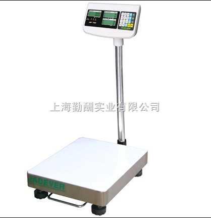 100kg电子台称,上海台秤,D型秤架台秤