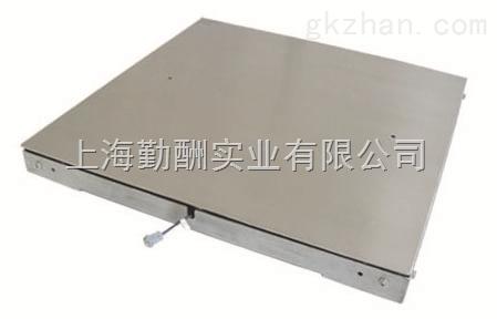 SCS-3t带引坡电子地磅秤,电子磅秤