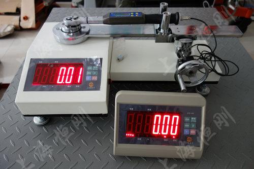 自制扭矩扳手检测仪图片