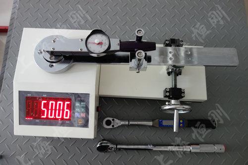SGXJ便携式扭力校准仪器图片