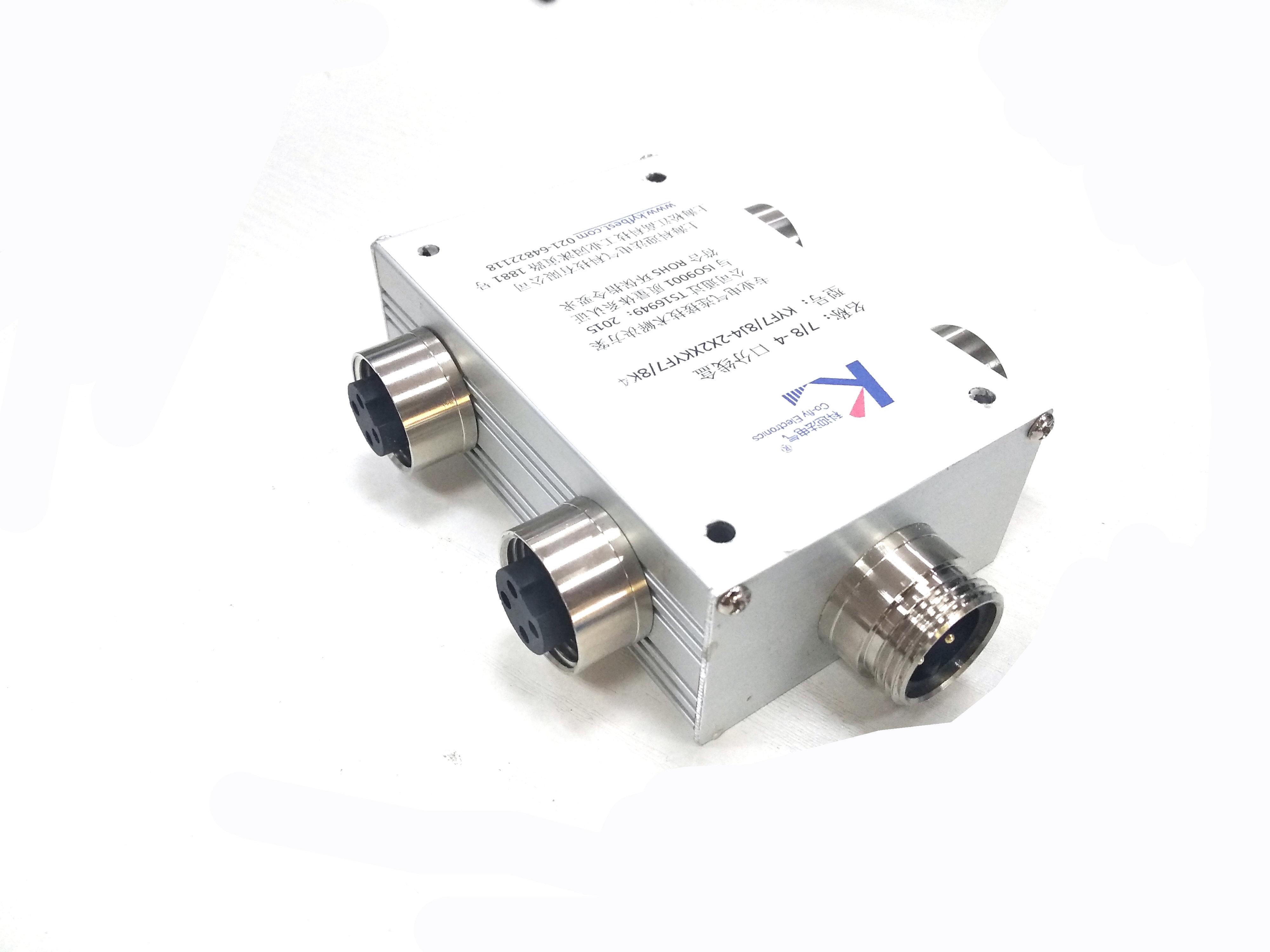 由于传导电流大,温度高是一定的,因此连接器的温度上升<50K是毫无疑问的,但实际上由于长期大电流的局部温度高,塑料级材料以端子为中轴线形成温度高的内腔区域,塑料材料的热传导系数小,与金属相比,金属的1/500~1/600左右,因此连接器的内腔长期温度高,会产生一些问题风险