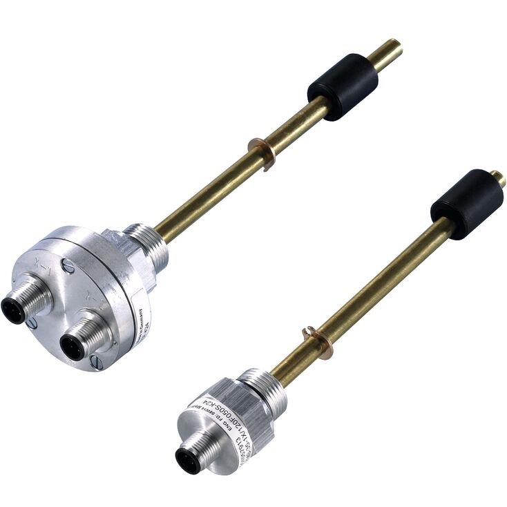 PST-360接触式位置/角度传感器运用取得的霍尔效应技能,仅通过一个运动部件-专有环形磁体即可完成实在的非触摸式通孔轴传感。这种规划非常稳固,盘绕耐用的环形磁铁具有完全封装的电子设备。与光学编码器不同,它对尘埃或尘土不灵敏,而且可以承受高振荡周期,因为环形磁铁永远不会与传感电子设备触摸。该设备是实在的必定传感器,在开机时可供应高精度的方位反响。