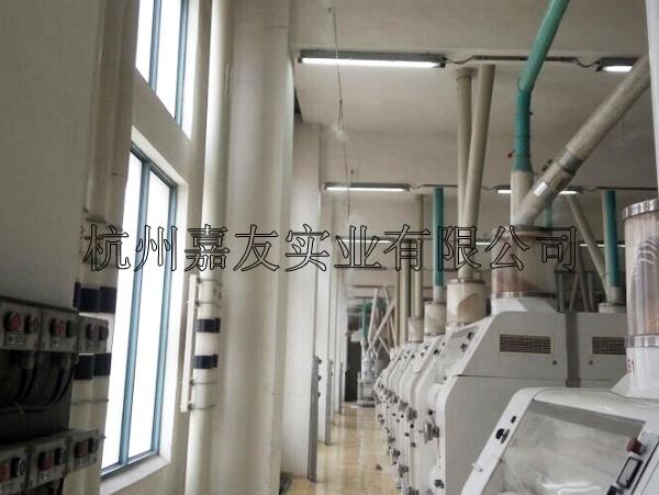 面粉廠加濕方案