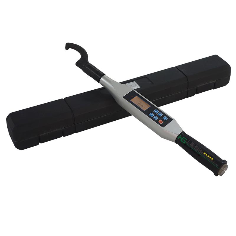 12.9级强度的螺栓检测破坏力数字扭矩扳手